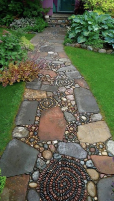 Mosaic Patio 35